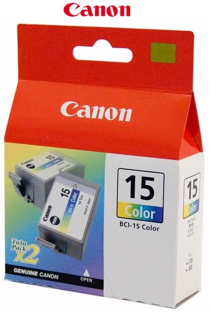 Canon BCI15C-BLISTER