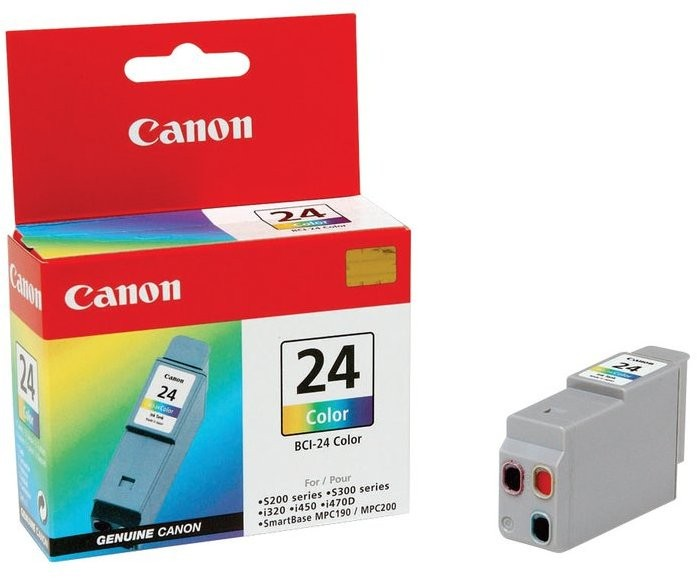 Canon BCI24C-BLISTER