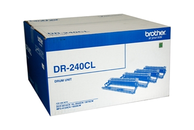 Brother DR240CL-CMY