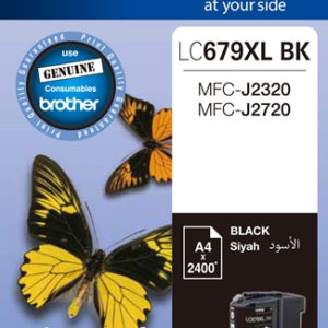 Brother LC679XLBK